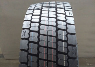 China Durable Highway Truck Tires 12R22.5 9 Inch Rim Width For Driving Axle supplier