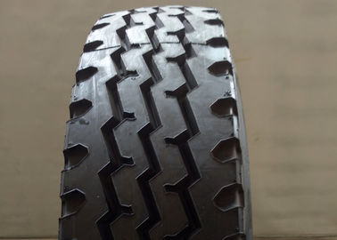 China Stable Performance Aggressive Truck Tires , Off Road Tyres 10.00R20 In Mixed Road supplier