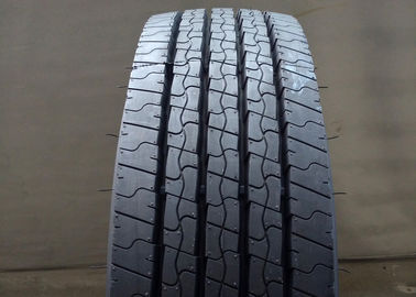 China Urban Buses / Travel Coach Tires 10R22.5 Closed Outboard Shoulder Design supplier