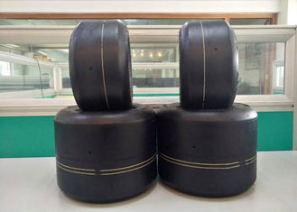 China 10X4.5-5 Front Racing Kart Tires Bias Tire Structure 11X7.10-5 For Rear Wheel supplier