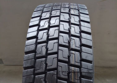 Block Pattern Highway Truck Tires Natural Rubber Materials 295/80R22.5