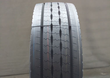 Cost Effective Highway Truck Tires 12R22.5 All Steel Radial Tire Structure
