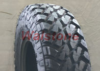 Black Color Mud Terrain Tyres Vs All Terrain Tires For 4- Wheel SUV & Jeep